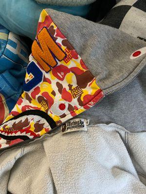 BAPE jacket RARE for Sale in Perris, CA