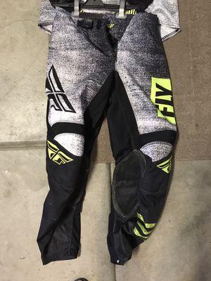 Fly Racing Kinetic Racewear Motocross Pants for Sale in Perris, CA