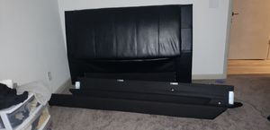 Ashley's furniture low profile Queen Size bed for Sale in College Park, GA