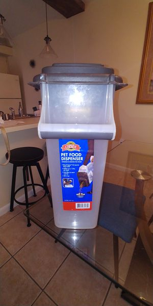 Pet food container storage for Sale in West Palm Beach, FL