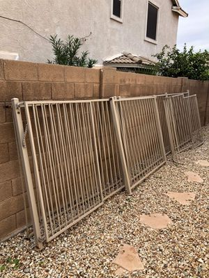 Pool fencing with gate for Sale in Surprise, AZ