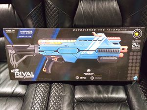 Nerf gun Rival Hynos Rifle NEW with 24 rounds for Sale in San Diego, CA