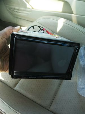 "7"" Planet Audio Bluetooth car stereo for Sale in North Chesterfield, VA"
