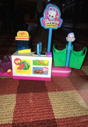 Shopkins stuff used for Sale in Zion, IL