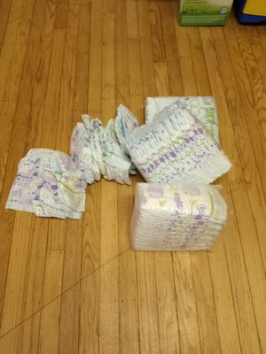 Diapers/pullups for Sale in French Camp, CA