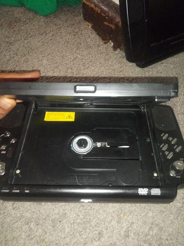 Craig portable dvd player