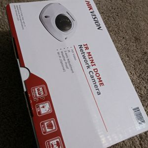 IR Mini Dome Cameras Hik Vision for Sale in Cottage Grove, MN