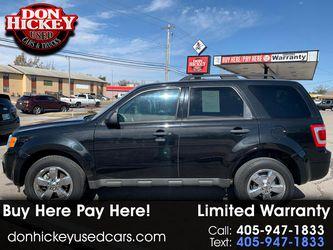 2011 Ford Escape for Sale in Oklahoma City,  OK