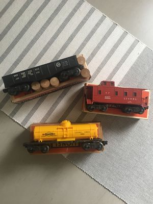 Post War Lionel Trains - Original boxes and great condition $45 dollars each for Sale in Pembroke Pines, FL