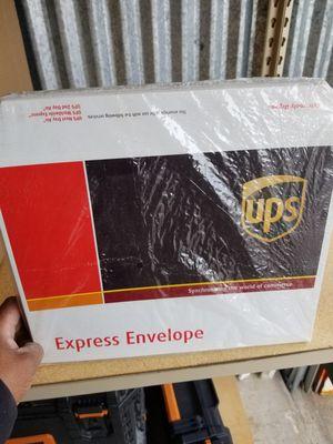 Envelopes Ups for Sale in Glenview, IL
