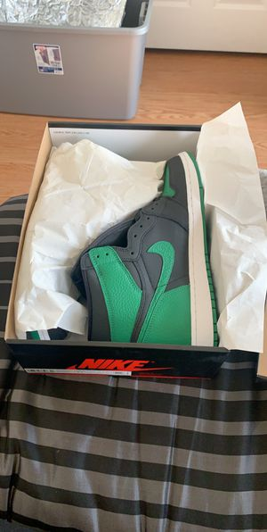 "Air Jordan Retro 1 ""Pine Green"" 2.0 size 11.5 for Sale in Murfreesboro, TN"