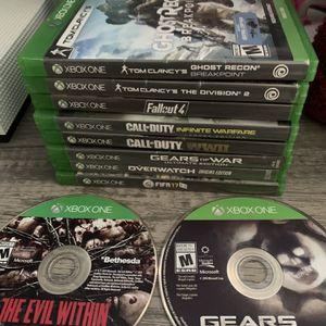 Xbox one Games for Sale in Montebello, CA