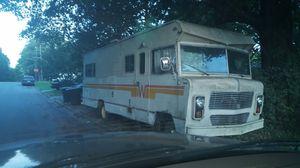 87 Winnebago camper. Needs fuel pump for Sale in Greensboro, NC