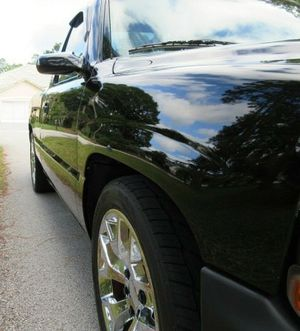 Excelent Car Chevy Silverado 2000 For Sale for Sale in Jersey City, NJ