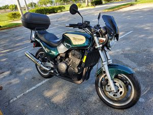 1995 Triumph Trident 900cc Motorcycle for Sale in Hollywood, FL