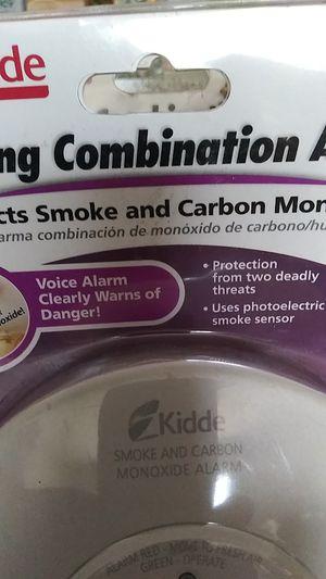 Talking combination alarm for Sale in Dallas, TX