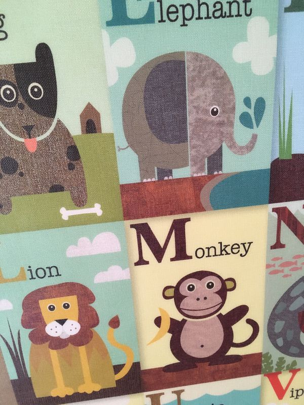 Wall hanging for kids room