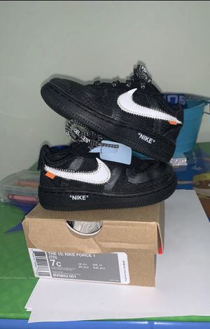 Off white Air Force 1 for Sale in Thomasville, NC