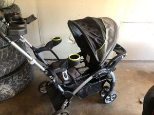Double Stroller for Sale in Fort Worth, TX