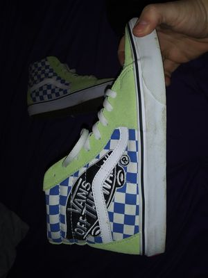 Vans size 9.5 for Sale in Akron, OH