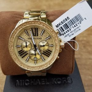 MICHAEL KORS UNISEX WATCH 100% ORIGINAL for Sale in Houston, TX