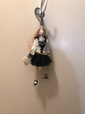 Little hanging doll for Sale in San Jose, CA