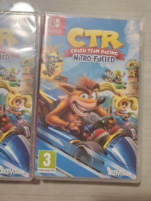 CTR Crash Team Racing for Sale in Los Angeles, CA