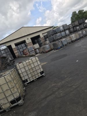 Food Grade & Non Food Grade IBC Containers for Sale in Matawan, NJ