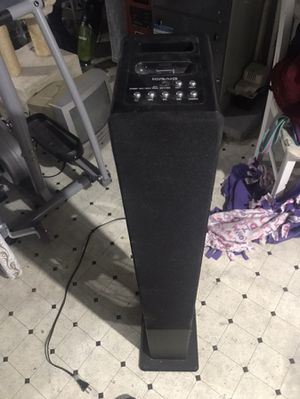 ICraig tower stereo system for Sale in Pittsburgh, PA