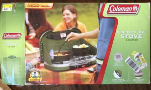 Camping two stove burner for Sale in Austin, TX