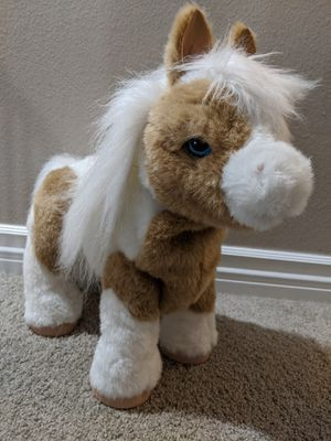 FurReal Friends Baby Butterscotch Talking Toy Horse Show Pony for Sale in Glendora, CA
