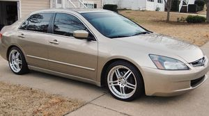 ASKING $800 Low Miles 03 Honda Accord for Sale in Washington, DC