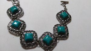 Turquoise bracelet for Sale in Rockville, MD