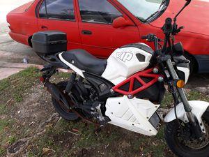 2017 Scooter VIP 50cc for Sale in Miami, FL