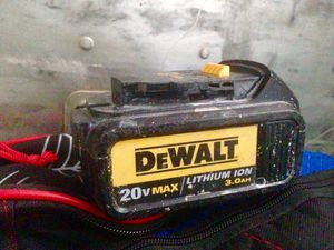 20v Battery for Sale in Hesperia, CA