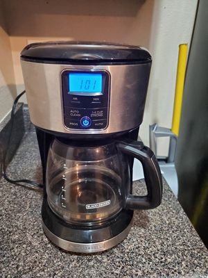 Black and Decker Coffee Maker for Sale in Columbia, SC