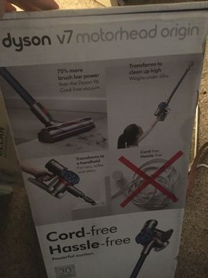Dyson vacuum for Sale in Lewisville, TX