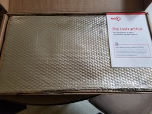 Noico 80mil 36sq ft Sound Deadening for Sale in Chicago, IL