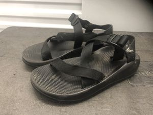 Chaco Z/1 Men's Black Made In USA Sport Sandals Size M10 for Sale in Kent, WA
