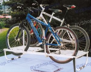 4 BIKE CARRIER FOR POP UP CAMPERS BY SWAGMAN for Sale in Kenmore, WA