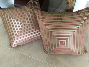 Pillows - Large for Sale in Iona, FL