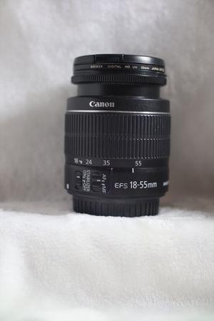 Canon 18-55 EFS (crop censor) for Sale in Orlando, FL