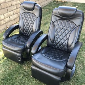 Chairs for RV/ Trailer/ Toy Hauler for Sale in Los Angeles, CA