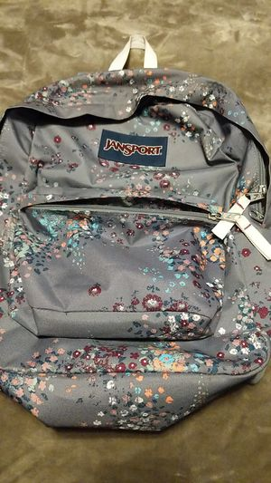 Jansport floral backpack for Sale in Los Angeles, CA