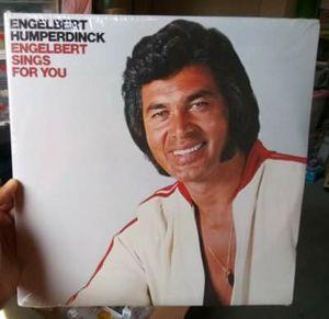 "Unopened Lp Record Engelbert Humperdinck ""Sings For You ""2 Lp's for Sale in Alhambra, CA"