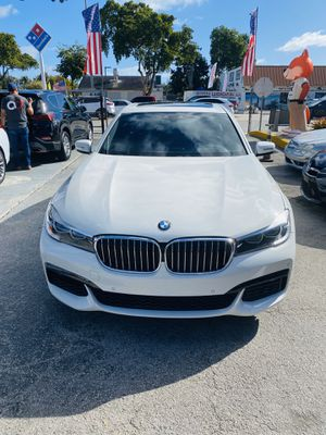 2016 BMW 7 SERIES 740i for Sale in Miami, FL