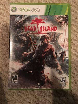 Dead Island - Xbox 360 for Sale in Darnestown, MD