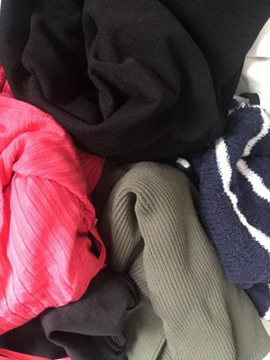 Size s small clothes clothing bundle for Sale in San Diego, CA
