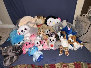 stuffed animals for Sale in Ocoee, FL
