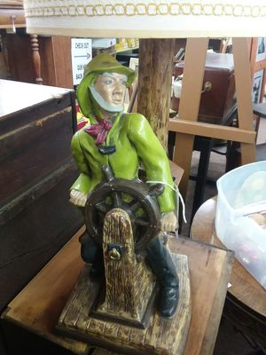 Fisherman Lamp for Sale in Sunbury, OH